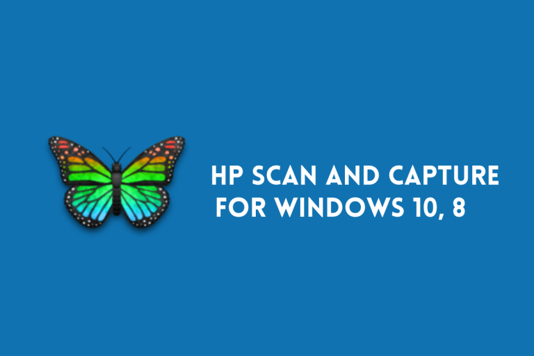 HP Scan and Capture
